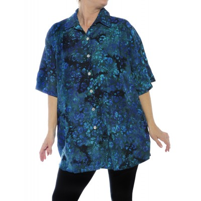 Flora Vista New Tunic Top