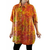 Golden Sunrise New Tunic Top