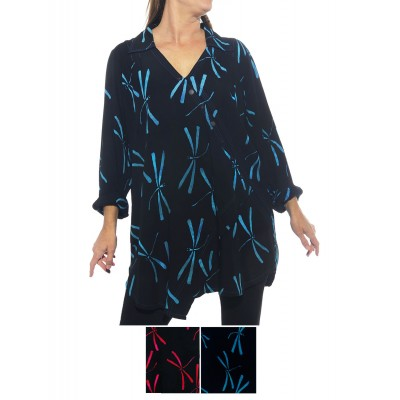 Dragonfly Soho Blouse