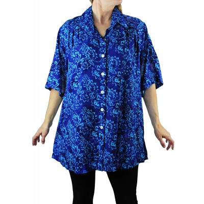 3X Royal Flush New Tunic Top (exchange)