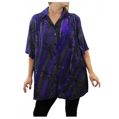 Dusk Dragonfly New Tunic Top