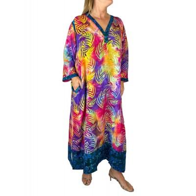 Women's Plus Size Dress - Firefly Ubud