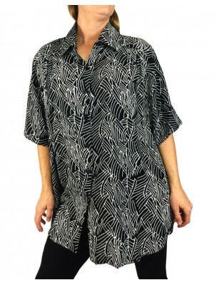 Havana Nights New Tunic Top