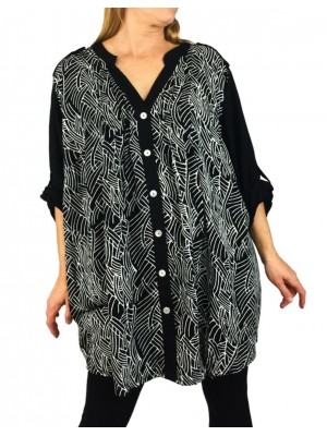Havana Nights Combo Katherine Blouse