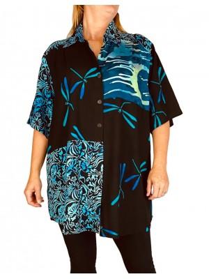 Women's Plus Size Tunic -Maldives COMBO