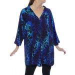 Blue Lagoon Santa Barbara Blouse