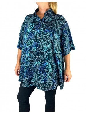 Starry Night New Tunic Top