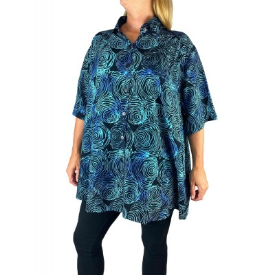 0X Starry Night New Tunic Top (exchange)