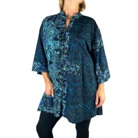 Starry Night Combo Orinda Blouse