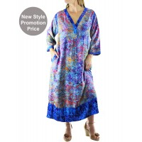 Dancing Sage Batik COMBO Ubud Dress