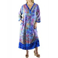 Dancing Sage Batik COMBO Ubud Dress